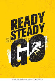 ready steady go